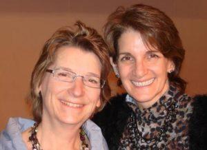 Deborah Torres Patel and Eva-Maria Muller