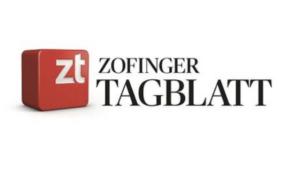 Interview Franziska Vonaesch im Zofinger Tagblatt