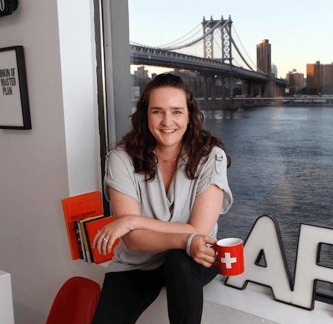 Tina Roth Eisenberg, Grafik Designerin