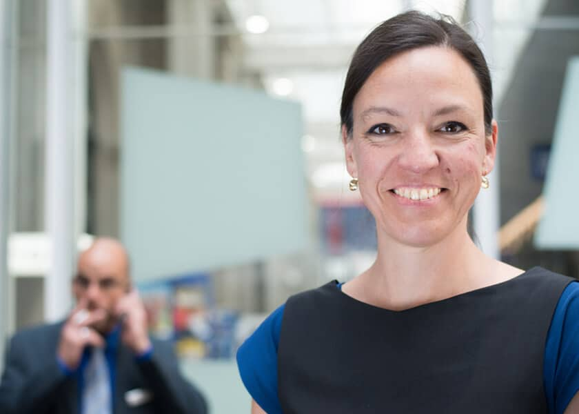 Esther de Boer, Präsidentin Verband Frauenunternehmen
