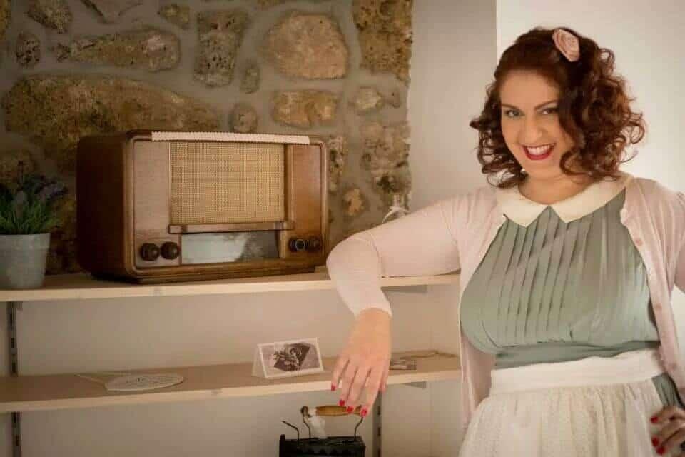 Loredana Caponata führt in Brugg einen Shabby Chic Laden